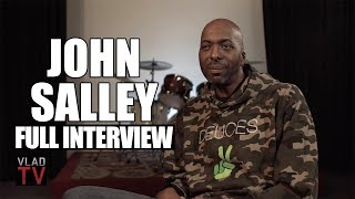 John Salley on Jordan vs Pippen, Magic HIV+, Warriors Imploding (Full Interview)