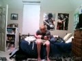 randomly playing guitar to an easy song :D