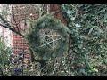 Pentacle Yule Wreath