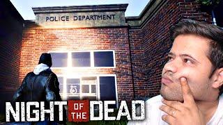 NIGHT OF THE DEAD #07 - ENCONTRAMOS UMA DELEGACIA | COOP em Português PT BR