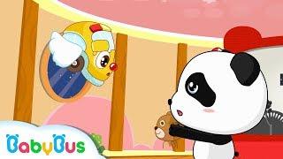 楽しい幼稚園&人気動画まとめ 連続再生 | 赤ちゃんが喜ぶアニメ | 動画 | BabyBus