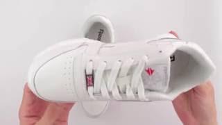 Обзор реплики кроссовок Reebok Classic Leather white