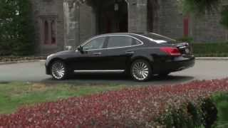 2014 Hyundai Equus Drive Time Introduction with Steve Hammes TestDriveNow смотреть