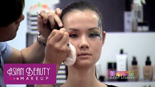 Beauty Academy - Waterproof Makeup - Tutorial Thumbnail