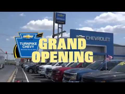 Chevrolet Dealer Near Me >> Turnpike Chevrolet Grand Opening Chevrolet Dealer Near Me Youtube