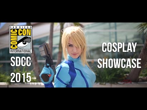 San Diego Comic Con SDCC 2015 Cosplay Showcase