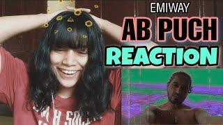 EMIWAY - AB PUCH | REACTION | HEY YO NiDHi