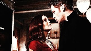 ►Klaus & Aurora • My Sweet Love { 3x05 }