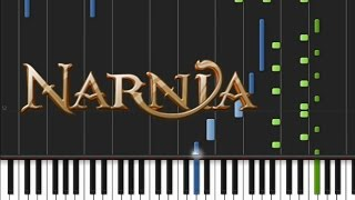Narnia - The Battle [Synthesia Tutorial]