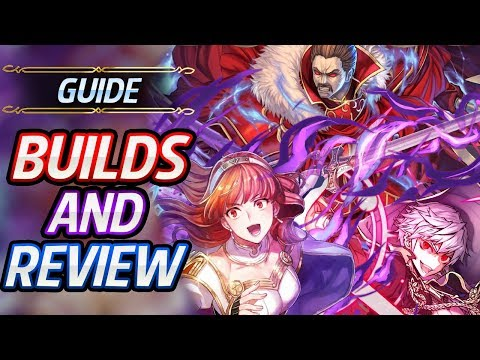 Male Grima, Fallen Celica & Hardin Builds, Review & Analysis - Fire Emblem Heroes Guide