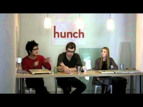 Hunch Discusses Design Challenges and Opportunities with NYU ITP students
