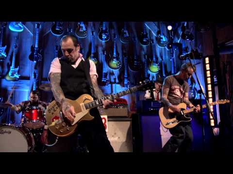 """EXCLUSIVE Social Distortion """"California (Hustle and Flow)"""" Guitar Center Sessions on DIRECTV"""