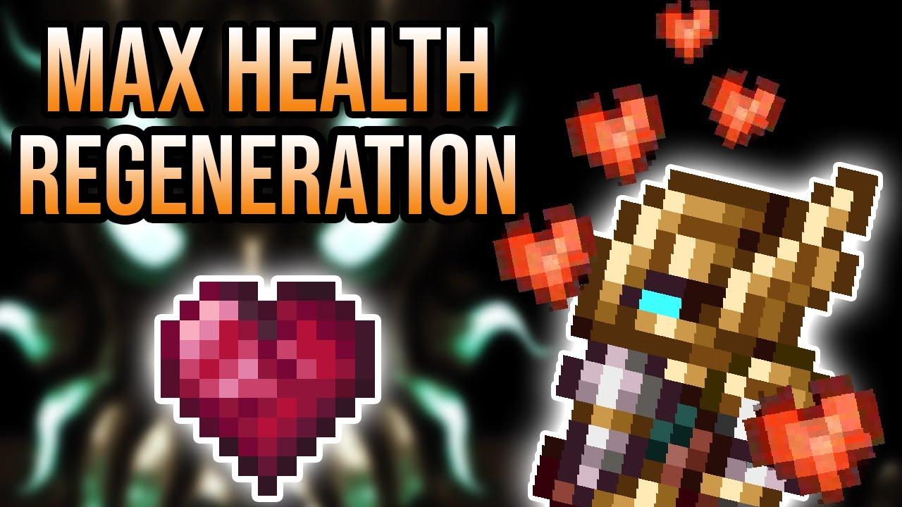 Download Health Regeneration is BROKEN in Terraria!
