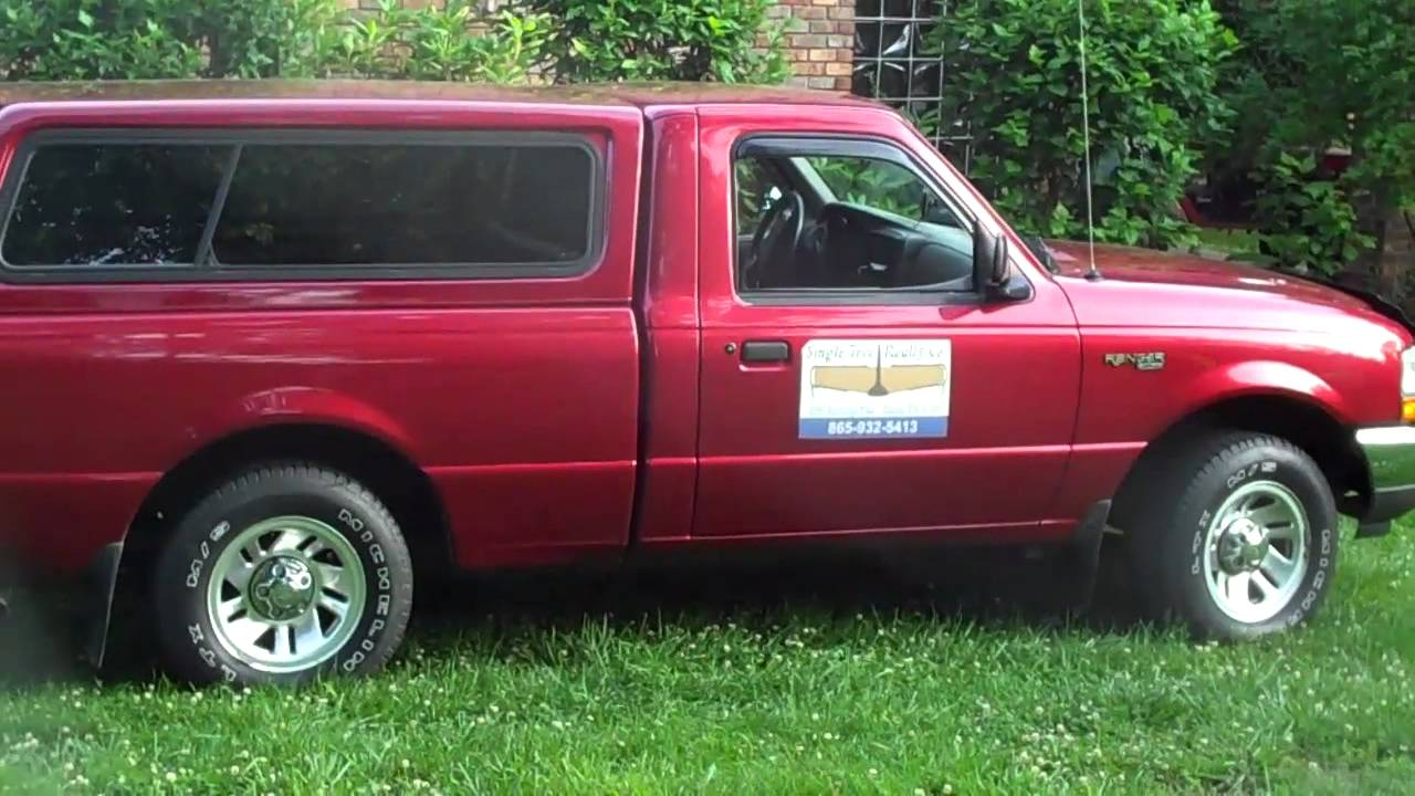 1999 ford ranger xlt 3 0l