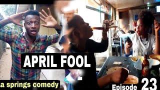 APRIL FOOL Mark Angel Comedy Episode 202