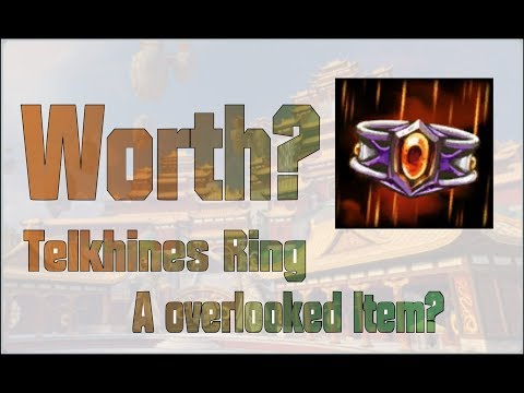 Ist Telkhines Ring viable? | SoG | Add
