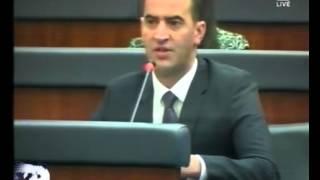 daut haradinaj ligji vetem 5 nene kuvendi kosoves 23 01 2015