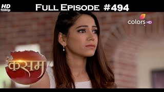 Kasam - 9th February 2018 - कसम - Full Episode