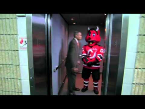Going Up? New Jersey Devils ESPN Commercial