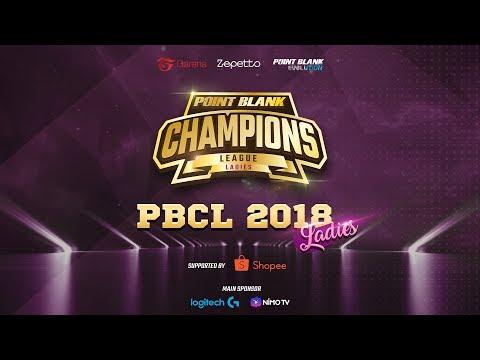 PBCL 2018 Ladies