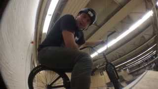 Dustin Grice line at 040 BMX Park - Eindhoven, Netherlands #BRAAAB