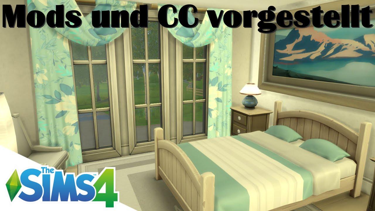 Die Sims 4 Mods Deutsch