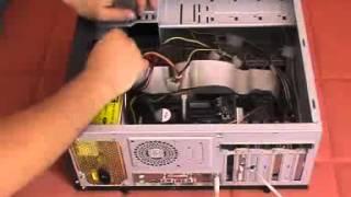 Assembling a PC based Mikrotik RouterOS