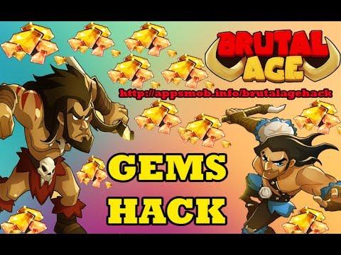 Brutal Age Horde Invasion Hack - Free Gems (Live Proof)