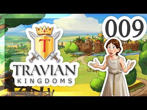 Travian Kingdoms #009: Kostenlose Truppen und Rohstoffe ლ(ʘ‿ʘლ)