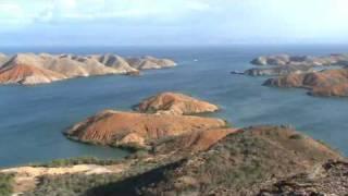 laguna grande de obispo, golfo de cariaco, venezuela
