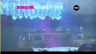 Borgore - Space Kitten Invasion - Unicorn Sombie Apocalipse - Live Scenarium SV
