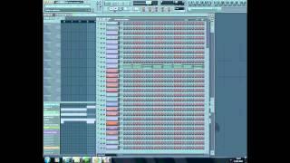 DJ M@trix - Dream symphony (RnB  piano beat 2011)