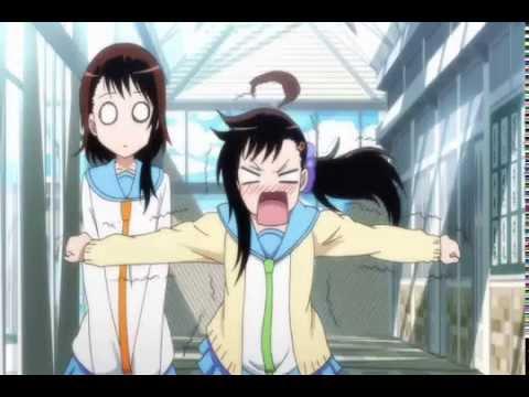 """(ニセコイTV) Nisekoi season 2 episode 7 scene ENG subbed """"But he saw my - """""""