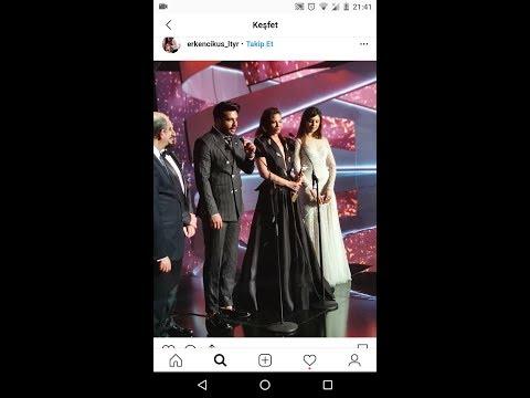 Murex D'or ödül töreni Can Yaman ve Demet Özdemir from YouTube · Duration:  10 minutes 57 seconds