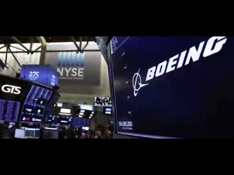 Boeing leads Wall Street sell-off as corporate damage grows