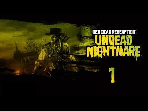 Red Dead Redemption: Undead Nightmare - Прохождение pt1