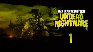 Red Dead Redemption: Undead Nightmare - Прохождение pt1