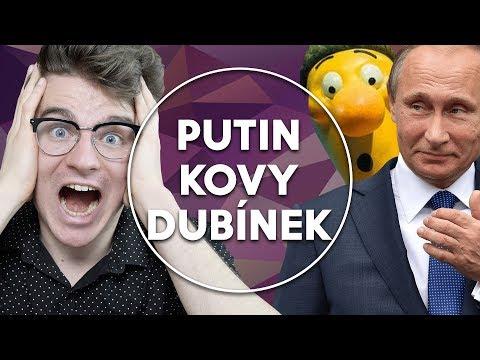 Putin. Kovy. Dubínek.   KOVY