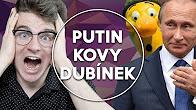 Putin. Kovy. Dubínek. | KOVY