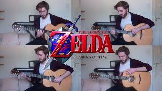 Legend of Zelda - Gerudo Valley - VGM Acoustic