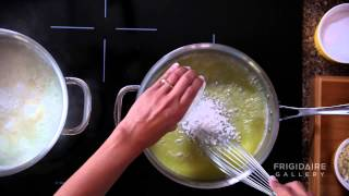 Quick Cheese Sauce From Elisha Joyce And Frigidaire