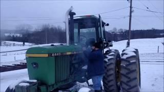 4440 Cold Start