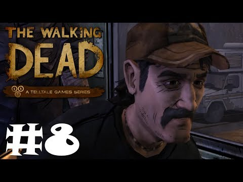 Murder On The Orient Express - Robbie Plays The Walking Dead - Part 8