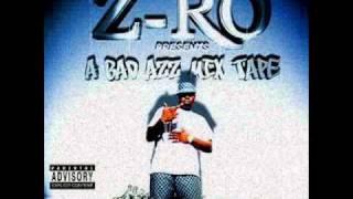 Z-Ro Its A Shame Screwed and Chopped
