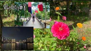 일상브이로그) 파주 헤이리마을, 안개꽃, 양주, 한옥카…