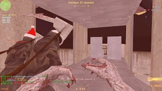 Counter-Strike: Zombie Escape Mod - ze_Jurassicpark4 on Brotherhood