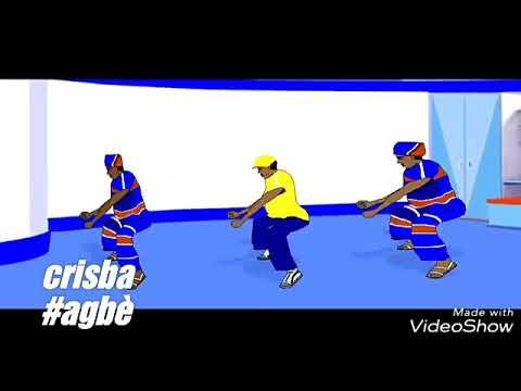 CRISBA - AGBÈ (3D vidéo dance)