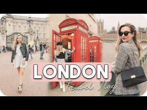 London Travel Vlog 🇬🇧 | MissMikaylaG
