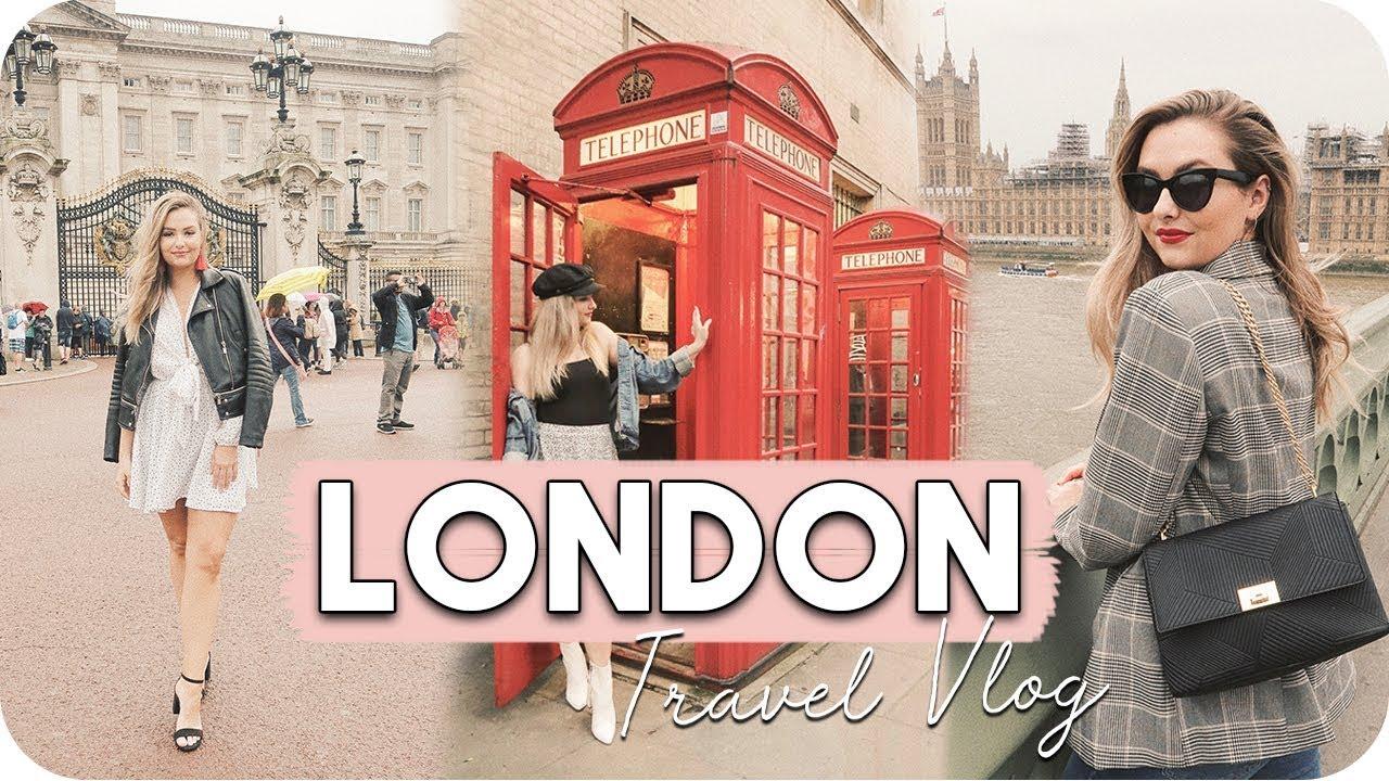 London Travel Vlog