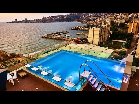 Top10 Recommended Hotels in Jounieh, Lebanon